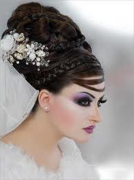 fd21ab781 تسريحه شعر عروس 2013 - شـغـف الـجـمـال