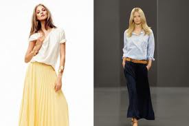 نصائح لاختيار الملابس للمراه الطويله