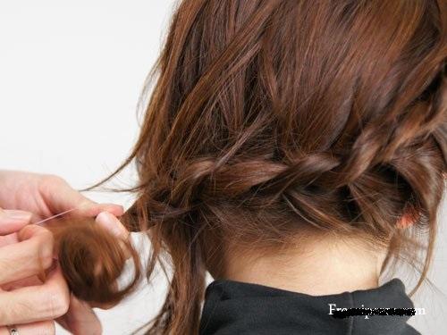 اجمل تسريحات الشعر للشعر القصير